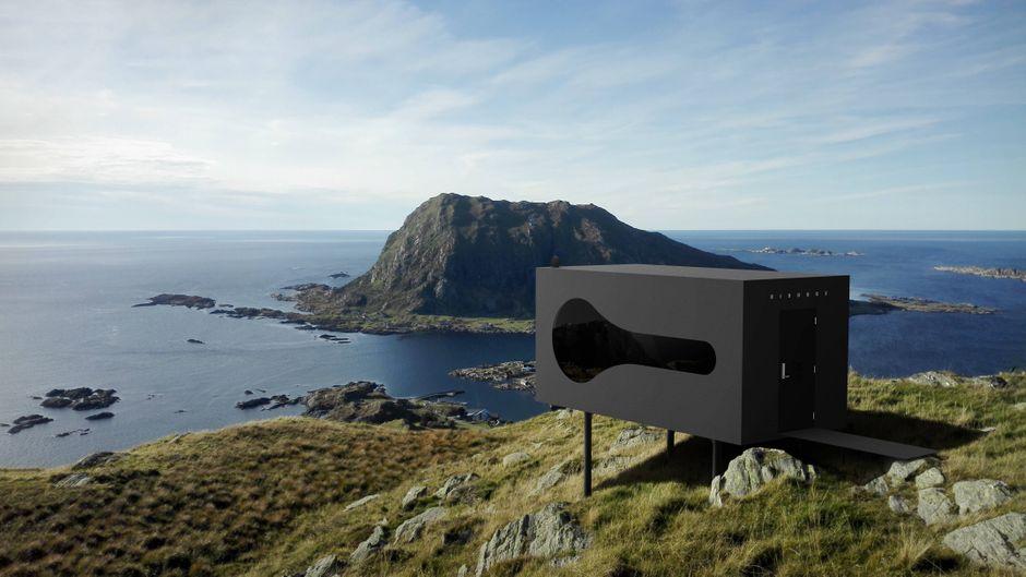 Birdbox Norwegen
