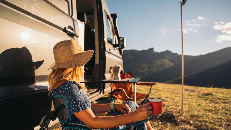 Camping liegt voll im Trend.