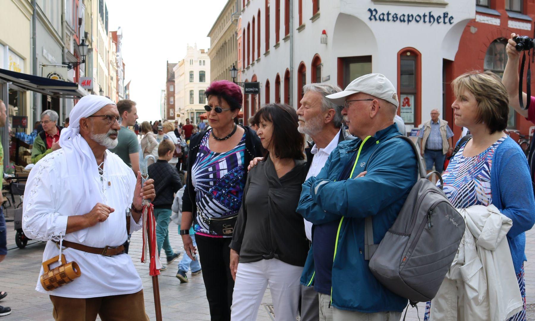 Wismar Stadtführung