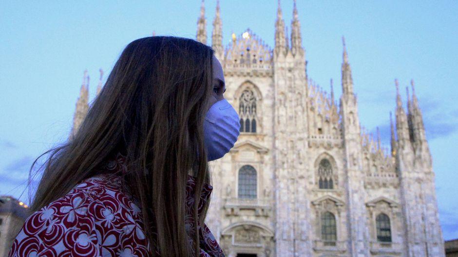 Das Coronavirus hat Mailand besonders hart getroffen.
