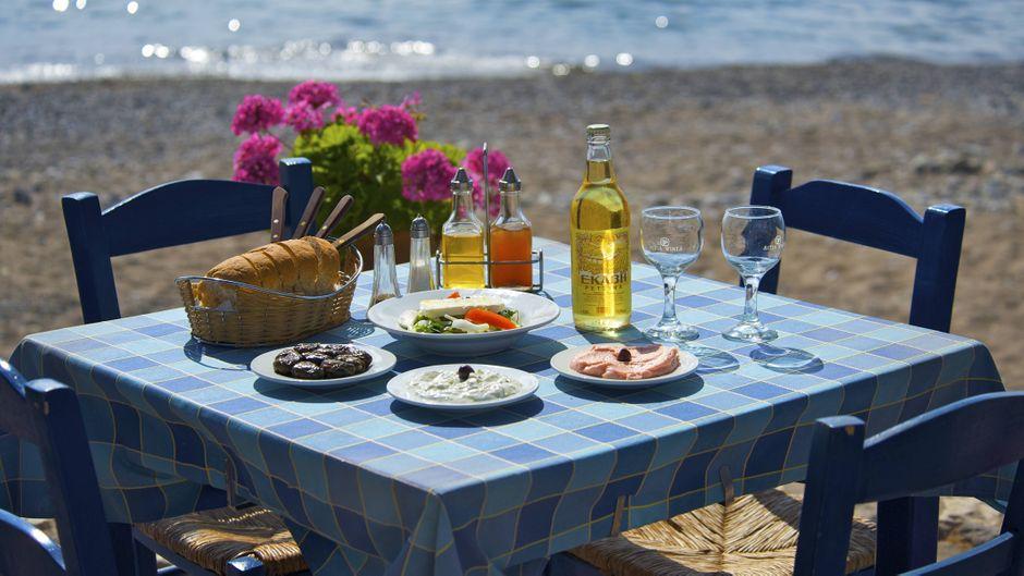 Kreta hat kulinarisch einiges zu bieten.
