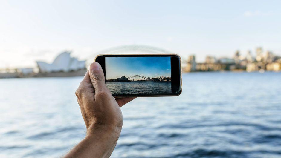 Foto von Sydney.