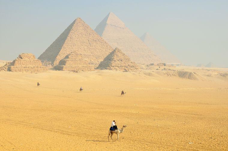 Auch Reisen nach Ägypten sind für 2020 wieder stärker nachgefragt.