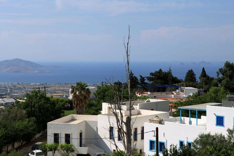 Kos ist als griechische Insel bekannt für seine Lässigkeit und Entspanntheit.