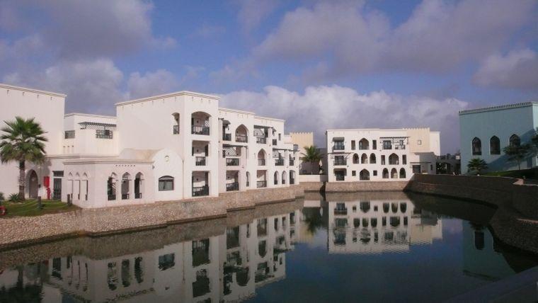 Häuser in Salalah