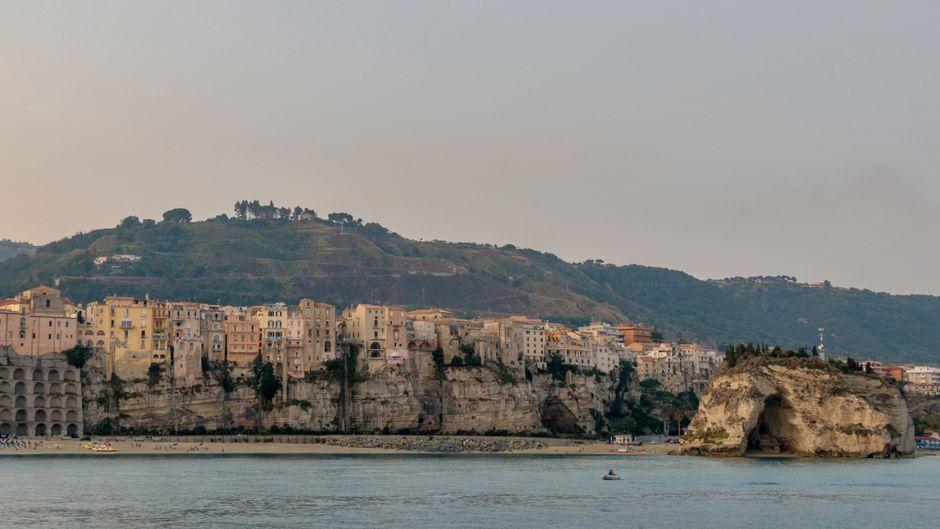Tropea ist einer der Neuzugänge auf der Liste der schönsten Dörfer Italiens.