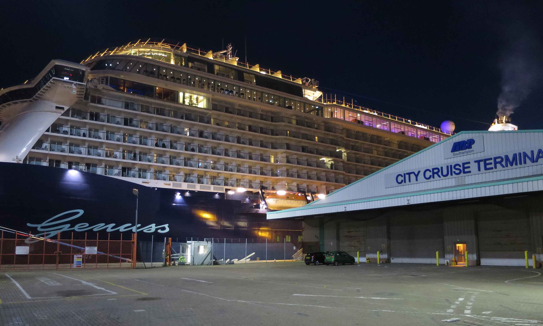 Mein Schiff 3 Southampton