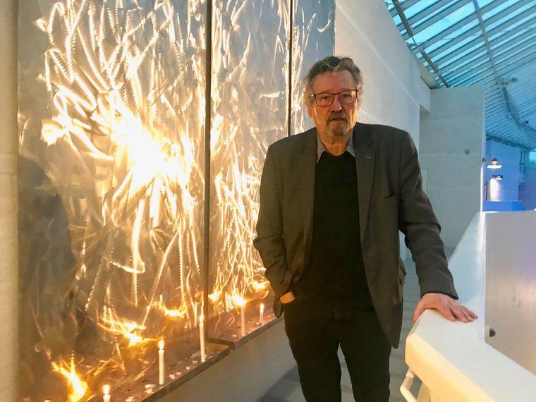 Mit einem Haus für Lichtkunst wird Direktor Lars Kærulf Möller das Bornholmer Kunstmuseum erweitern.