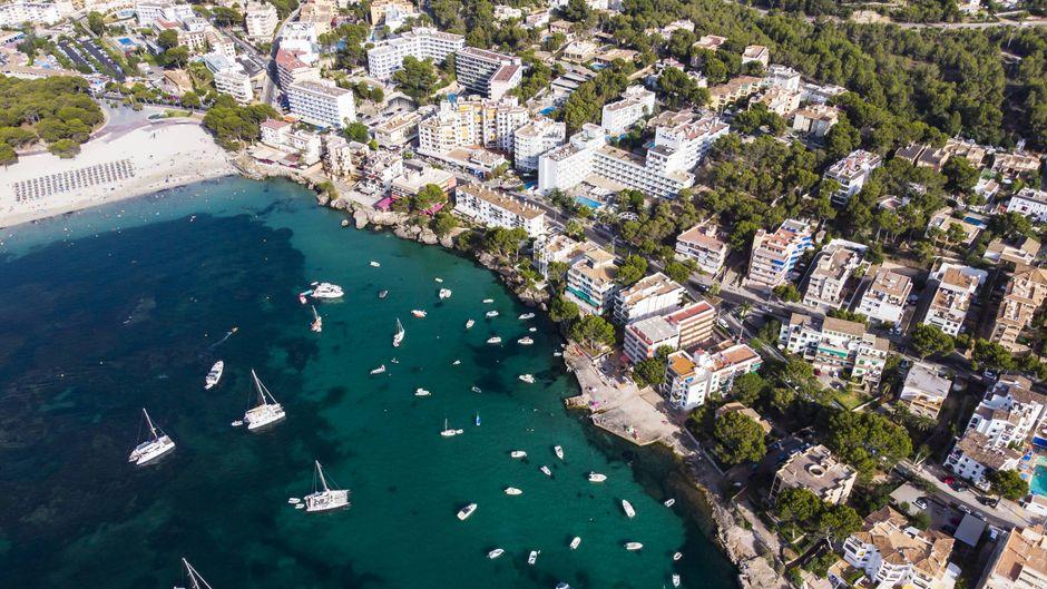 Dein Zuhause für den Urlaub: Mit unseren Tipps findest du das perfekte Hotel in Santa Ponsa auf Mallorca.