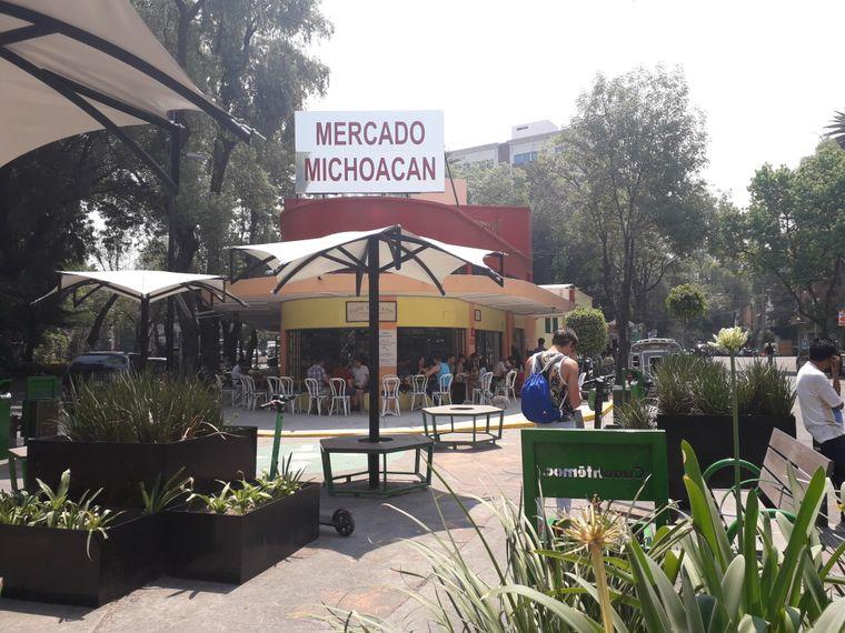 Schlemmen, was das Zeug hält, und dabei nicht aufs Geld gucken müssen: Foodies sollten zum Mercado Michoacán.