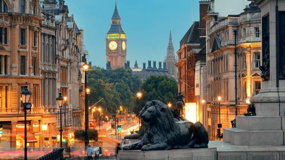 Bald könnten Touristen wieder London ohne vorherige Quarantäne besuchen.