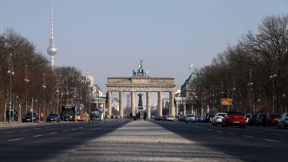 Brandenburger Tor In Berlin Besichtigen ǀ Reisereporter De