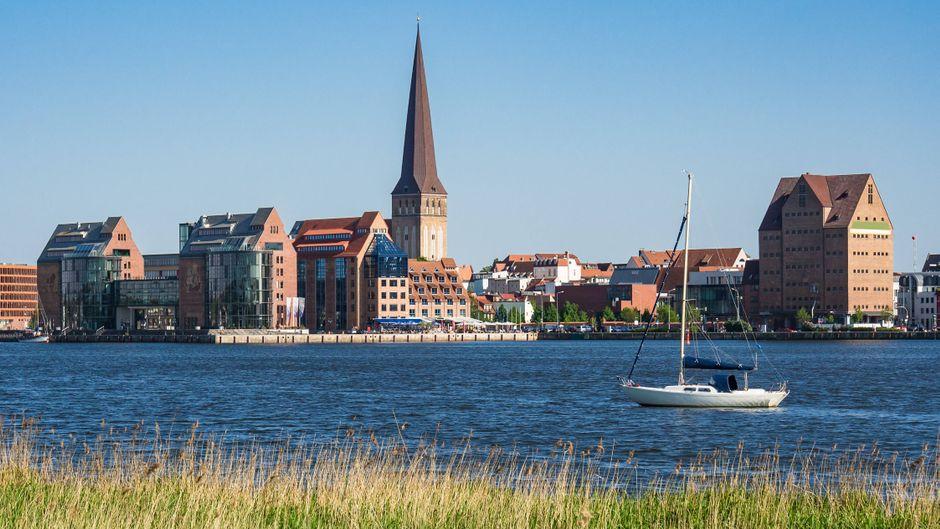 Rostock wird 800 und feiert den Stadtgeburtstag in den kommenden vier Tagen zusammen mit dem Hansetag.