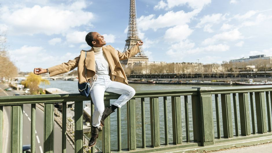 Endlich wieder geöffnet: Der Eiffelturm in Paris.