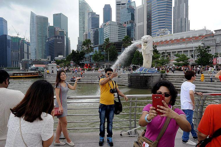 Epizentrum der touristischen Infrastruktur: Wer nach Südostasien will, kommt meist über Singapur.