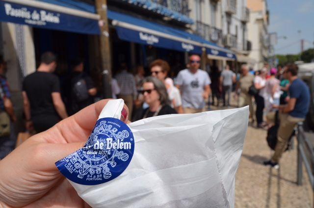 Pastels de Natas in Belém