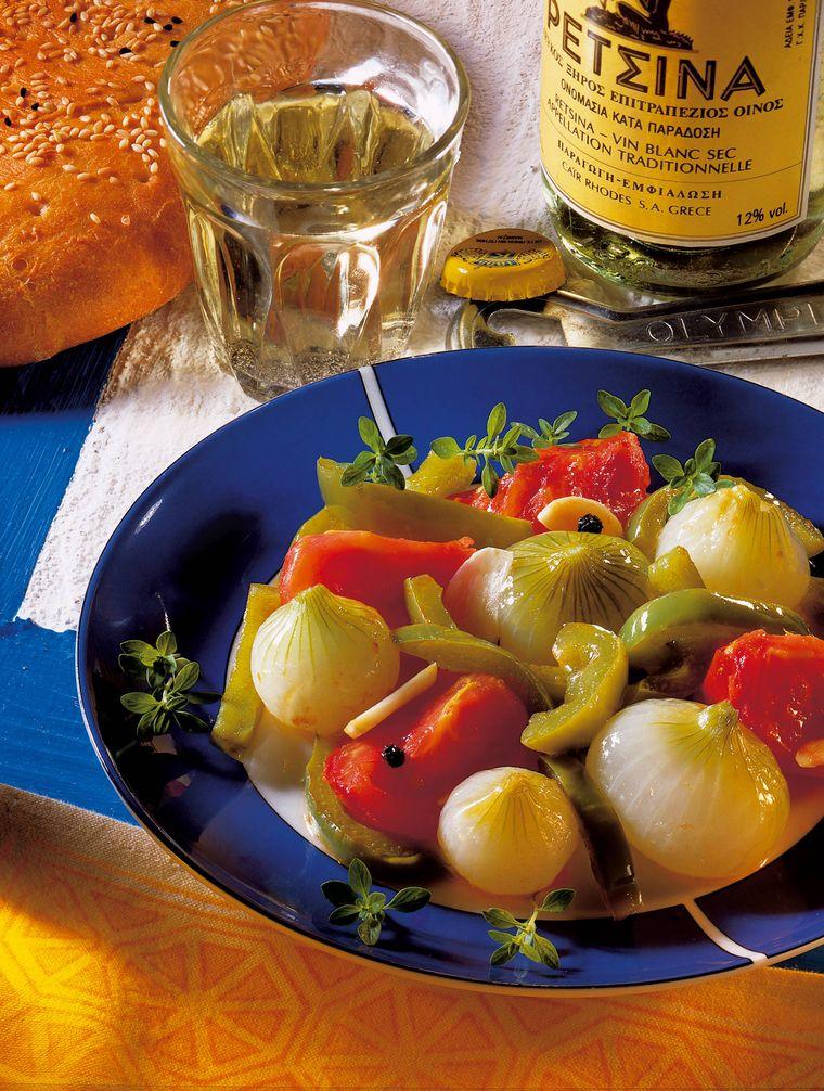 Ein tolles Gericht für Vegetarier istJemista.