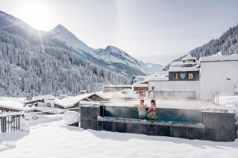 Platz zwei im Gesamtranking geht an das Aktiv- und Wellnesshotel Bergfried im schönen Örtchen Tux in Tirol.