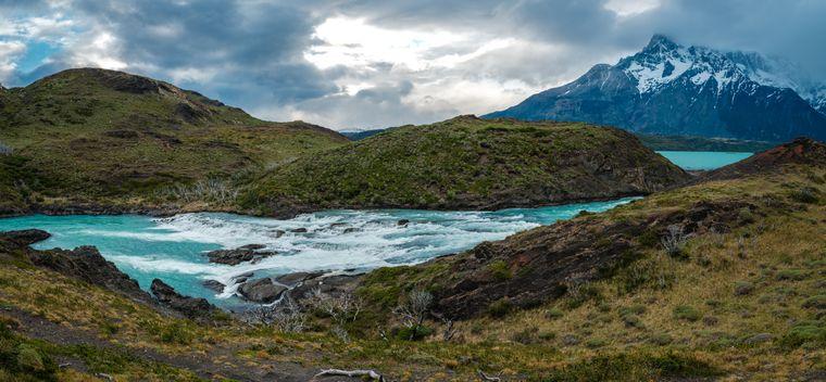 Das majestätische Patagonien ist einer der Höhepunkte während der Fahrt in der Antarktis.