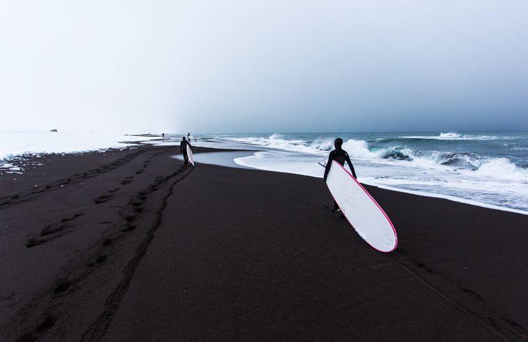 Die Halbinsel Kamtschatka im östlichsten Zipfel Russlands gehört zu Steve McCurrys Top-Reisezielen.
