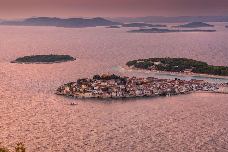 Kroatien gilt als das Land der tausend Inseln.
