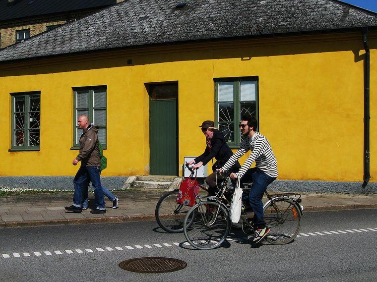 Einmal lässig durch Schwedens drittgrößte Stadt kurven?