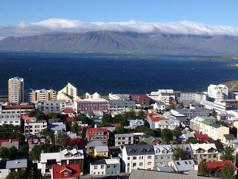 Platz 3: Reykjavik, Island (durchschnittlich 194 Dollar, etwa 166 Euro, pro Nacht).