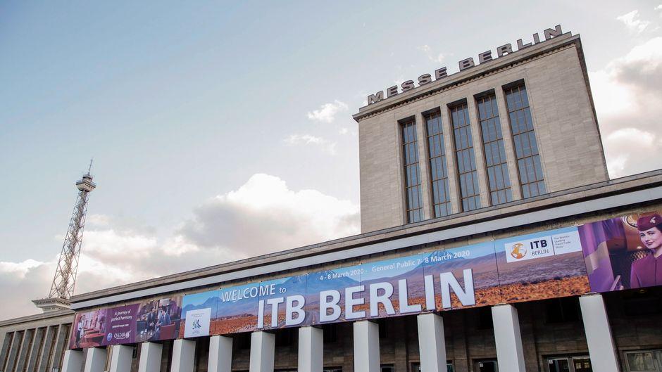 Die Reisemesse ITB wird in diesem Jahr nicht auf dem Messegelände in Berlin, sondern virtuell stattfinden.