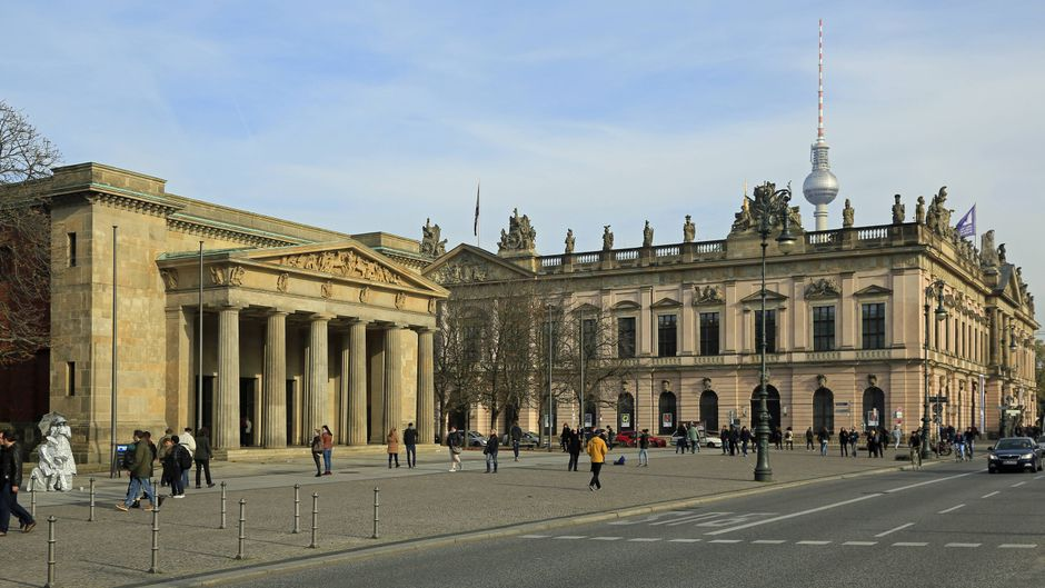 Deutsches Historisches Museum in Berlin.
