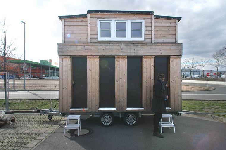 Ein mobiles Tiny House bringt einige Vorteile mit sich.