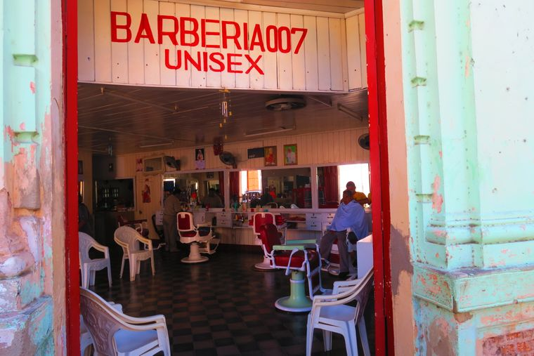 Barbier in Granada