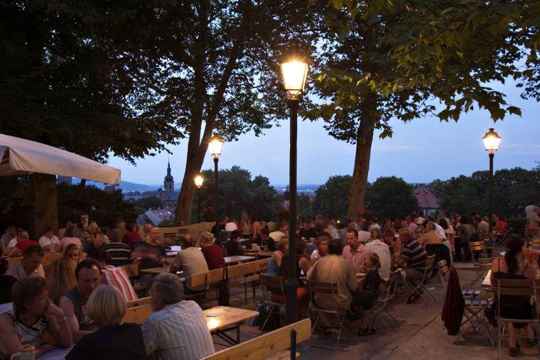Im Spezial-Keller in Bamberg warten einige Köstlichkeiten auf dich.