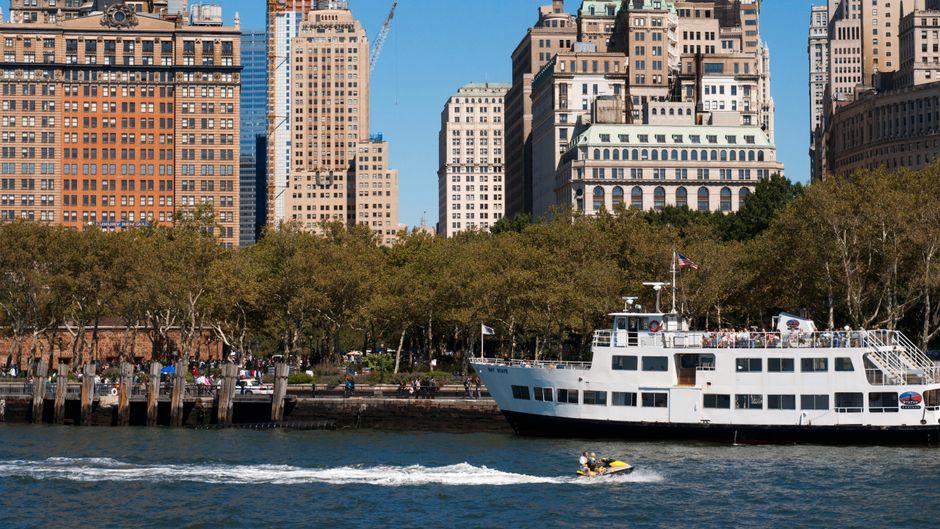 Ein neuer Wanderweg führt vom Battery Park in New York bis an die Grenze zu Kanada.