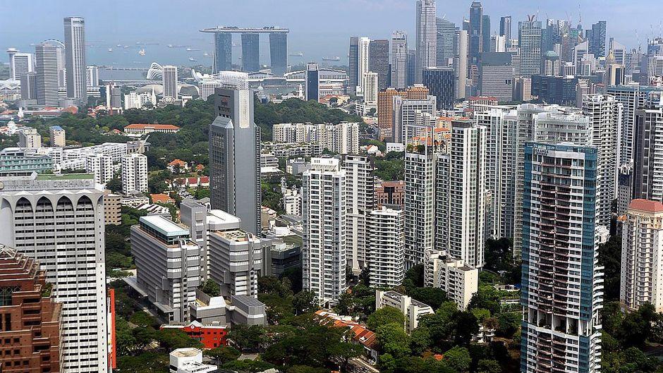Auf Distanz ist Singapur ungewöhnlich gewöhnlich.