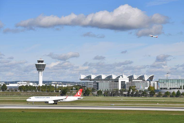 Der Münchener Flughafen ist der bestplatzierte deutsche Airport.