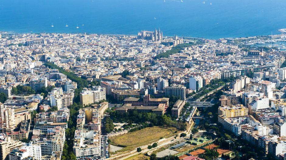 In Palma de Mallorca erwartet dich einen vielfältige Auswahl an tollen Unterkünften für deinen Urlaub.