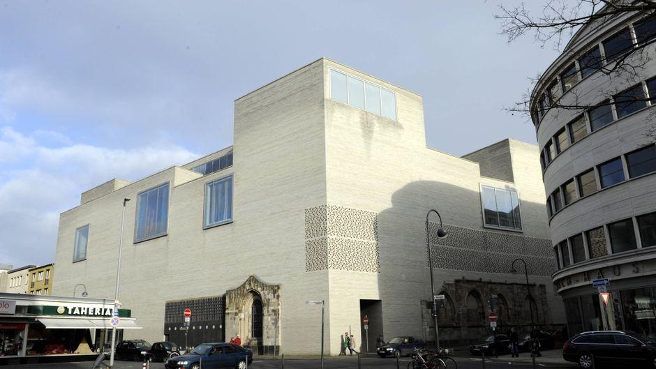 Das Kolumba Kunstmuseum ist schon von außen ein Hingucker. Ein Blick ins Innere lohnt sich noch mehr!