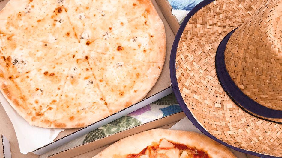Ob so die bestellte Pizza in Nigeria geliefert wurde?