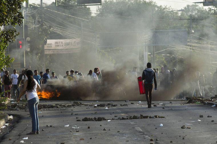 Die gewaltsamen Aufeinandertreffen zwischen Demonstranten und Polizei forderten mehrere Todesopfer.