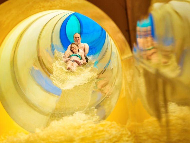 """Tobt euch in der Wasserspielewelt """"Water Playhouse"""" aus!"""