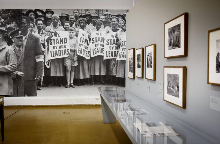 Im Apartheidmuseum in Johannesburg erfahren Besucher alles über die Zeit der Rassentrennung in Südafrika.