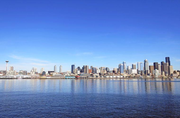 Die wunderschöne Skyline von Seattle ist auch ein wichtiger Drehort für Greys Anatomy, schließlich ist der Pier 55 und 57 von Relevanz.