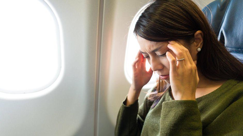 Umfrage: Deutsche im Flugzeug sind besonders nervig