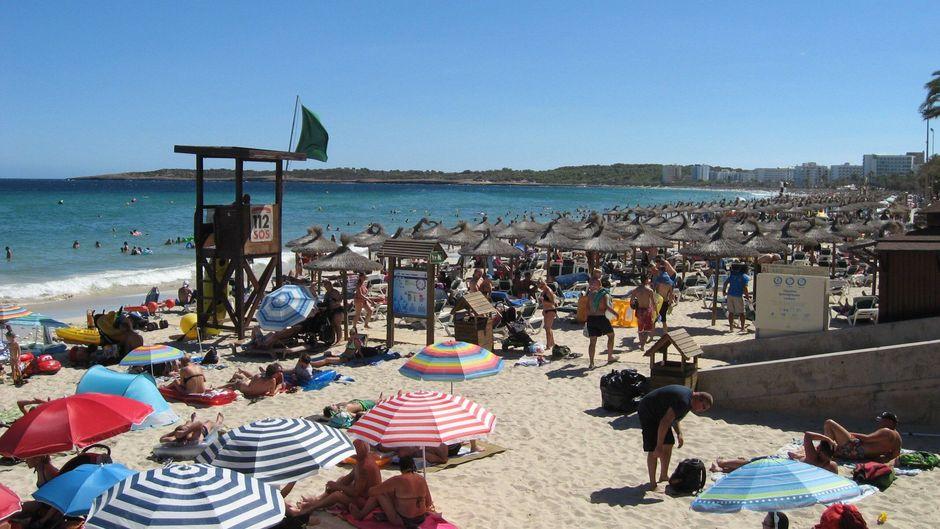 Mallorca will die Touristensteuer ab 2018 verdoppeln.