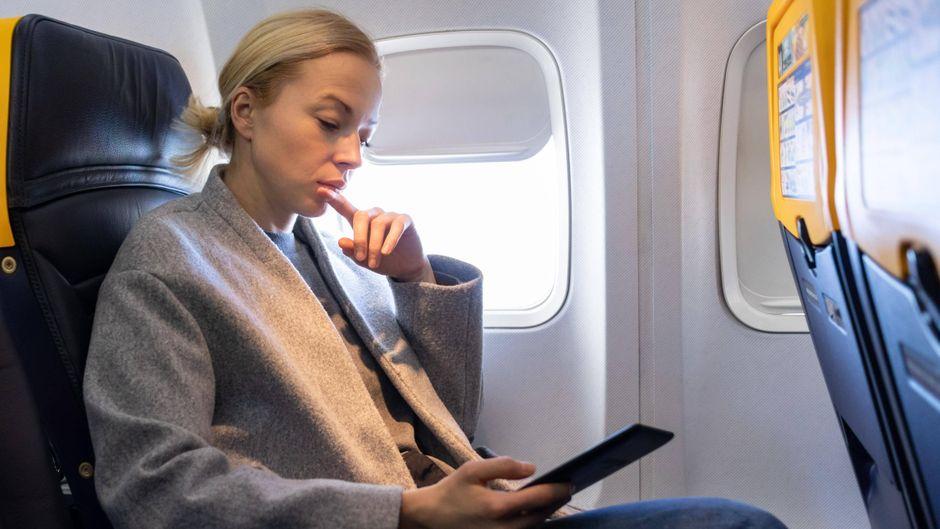 Die Swiss Air Lines schafft den Flugmodus ab. (Symbolbild)