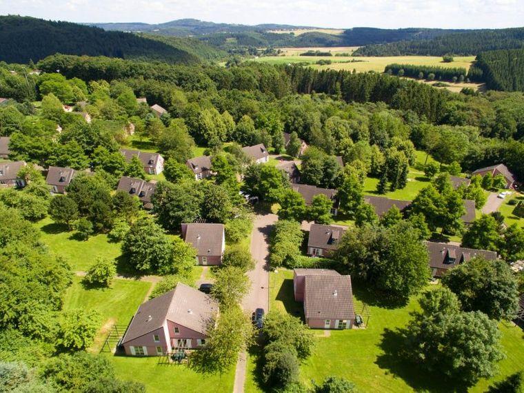 Der Center Parcs Park Eifel liegt mitten in der schönen Natur der Vulkaneifel.