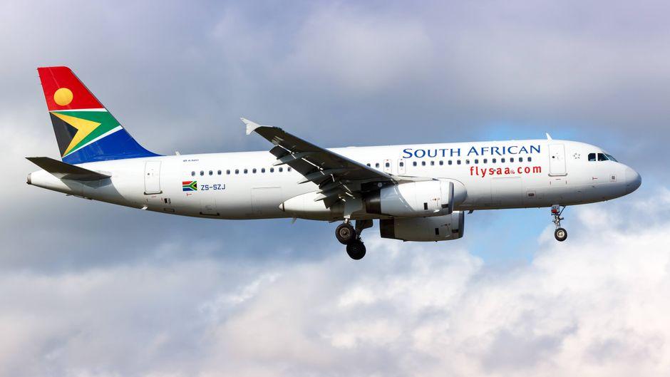 South African Airways steckt in einer großen Finanzkrise.
