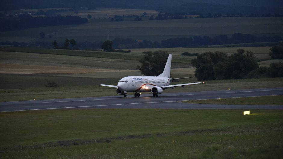 Flüge von Hi Sky sollen von Cobrex Trans bedient werden.