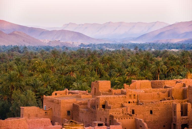Tamnougalt in Marokko.