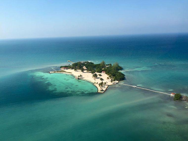 Das ist die teuerste Insel im Ranking: Royal Belize vor der Küste des zentralamerikanischen Landes.